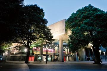 Tokyo Bunka Kaikan (Tokyo Metropolitan Festival Hall)