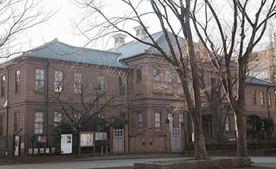東京音楽学校 旧奏楽堂