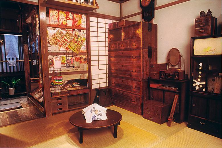 Shitamachi Museum  Facilities  Ueno, a Global Capital of Culture