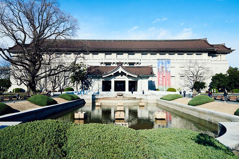 東京国立博物館 | 施設 | 上野文...