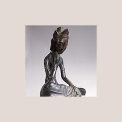 ギャラリートーク東京藝術大学大学院インターンによるギャラリートーク 「法隆寺の押出仏」