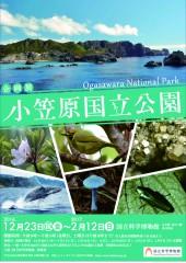 小笠原国立公園