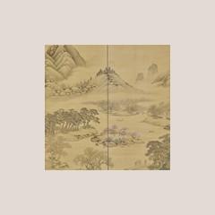 屏風と襖絵―安土桃山~江戸