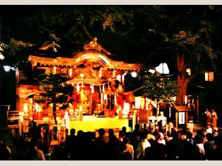 小野照崎神社【足利学校 雅楽の夕べ】