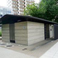 上野公園内トイレ11