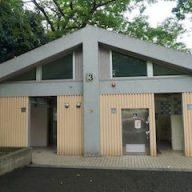 上野公園内トイレ3