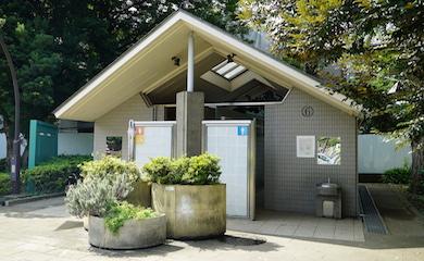 上野公園内トイレ6