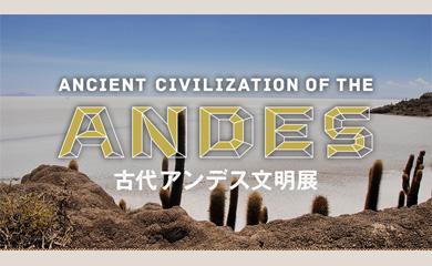 特別展「古代アンデス文明展」