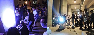 TOKYO数寄フェス2017【照明探偵団 上野公園に現る vol.2 照明探偵団】