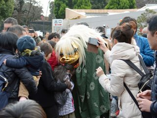 上野動物園の新年イベント2018