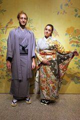 日本文化との出会い「きもの体験」