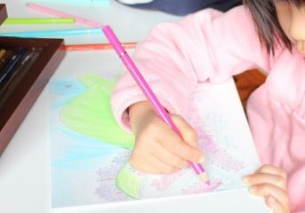 """Cherry Blossom Workshop """"Coloring Activity: Cherry Blossoms in Full Bloom"""""""