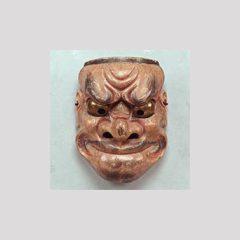 日本の仮面 能狂言面の神と鬼
