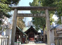 三島神社例大祭