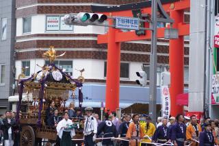 下谷神社【下谷神社大祭】