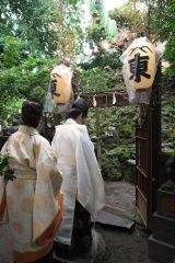 小野照崎神社【お山開き】