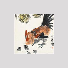 日中平和友好条約締結40周年記念 特別企画 「中国近代絵画の巨匠 斉白石」