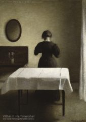 Vilhelm Hammershøi and Danish Painting of the 19th Century