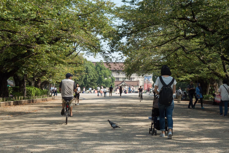 """レクチャー03「上野公園で""""公共空間""""について考える」"""